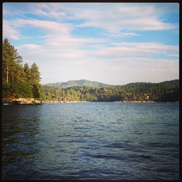 Lake arrowhead lake for Lake arrowhead fishing