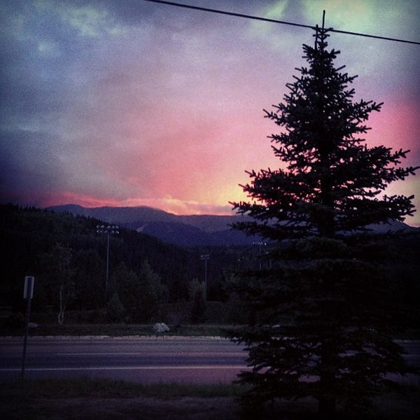 Photo taken at Breck Connect Gondola by Breckenridge S. on 9/7/2013