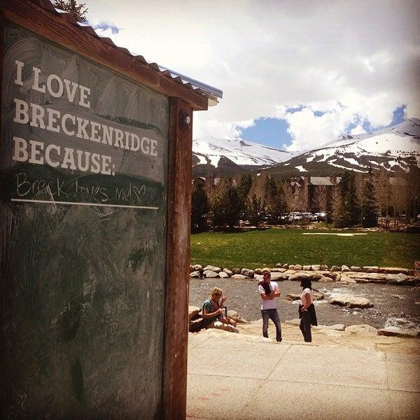 Photo taken at Riverwalk Center by Breckenridge S. on 5/27/2014