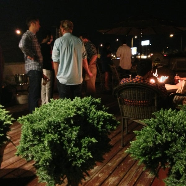 Photo taken at Skybar @ The Quarry by Dave S. on 8/18/2013