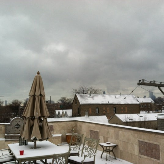 Photo taken at Skybar @ The Quarry by Dave S. on 12/25/2012