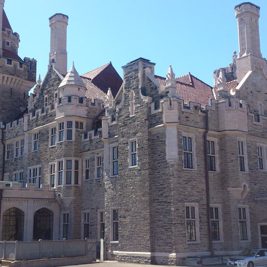 Photo taken at Casa Loma by Jack M. on 4/18/2013