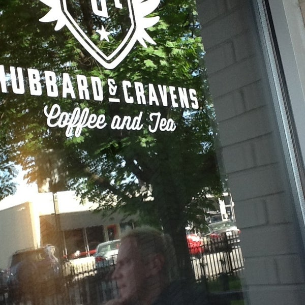 Photo taken at Hubbard & Cravens Coffee and Tea by Ben R. on 5/2/2013