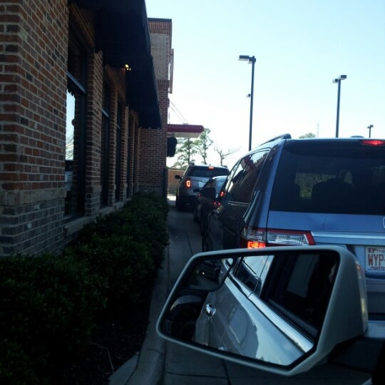 Photo taken at Chick-fil-A Holly Springs by Michelle B. on 2/12/2013