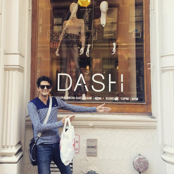 Photo taken at Dash NYC by Alex D. on 9/18/2015