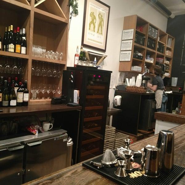 Photo taken at 1215 Wine Bar & Coffee Lab by JoAnn R. on 12/5/2017