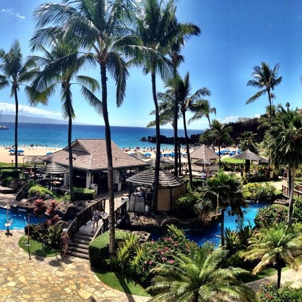 Photo taken at Sheraton Maui Resort & Spa by Nessie on 9/3/2013