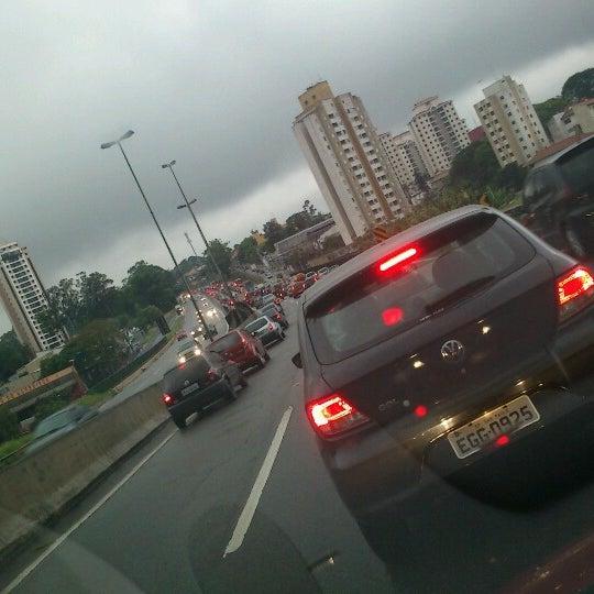 Photo taken at Rodovia Raposo Tavares by Steh A. on 10/24/2012