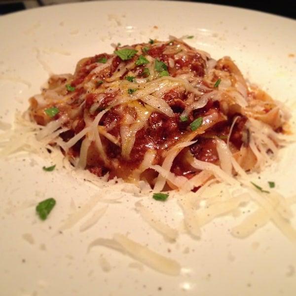 Das Foto wurde bei cucina italiana aria von Go H. am 7/21/2013 aufgenommen