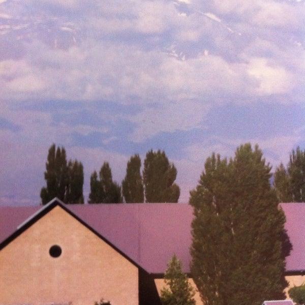 Photo taken at Dominio del Plata Winery by Modigliani Suites M. on 8/3/2013