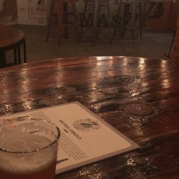Foto tomada en Cervecería 7B por Aldo B. el 10/25/2017