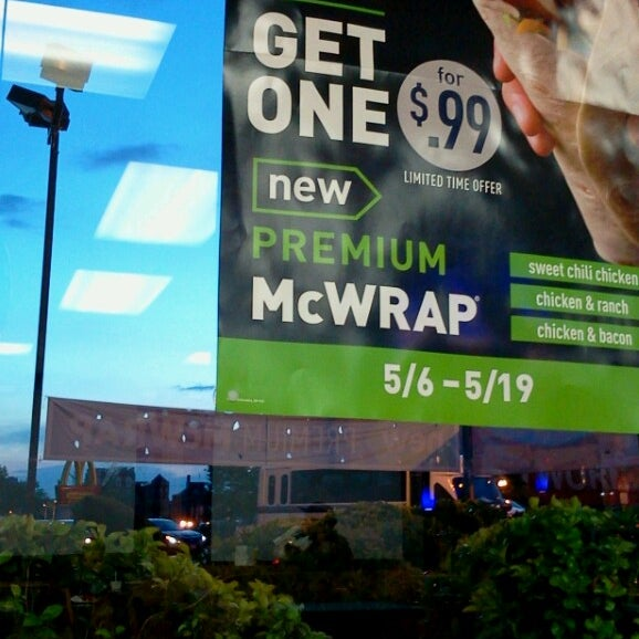 Photo taken at McDonald's by Ana B. on 5/10/2013