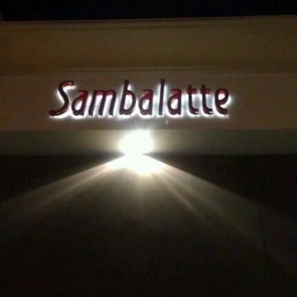 Foto tirada no(a) Sambalatte Torrefazione por Ebony J. em 12/8/2012