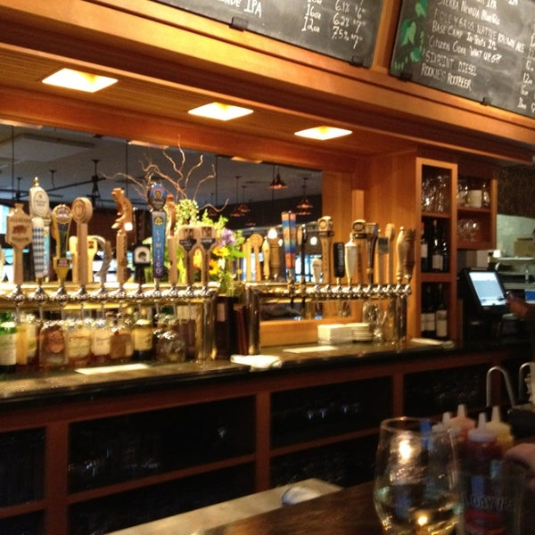 Photo taken at The Farmhouse Tap & Grill by Megan M. on 4/12/2013