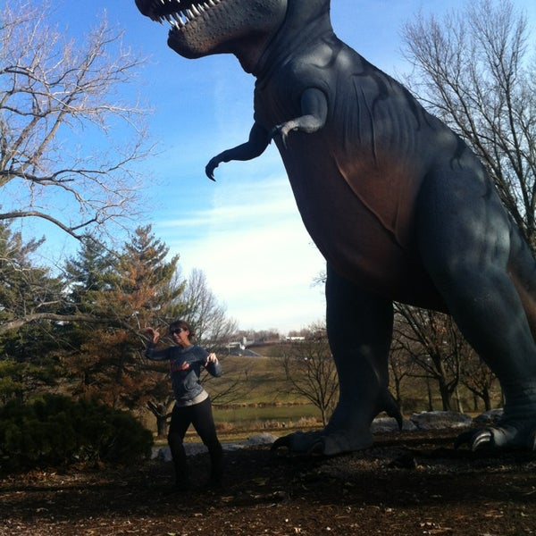 Forest Park Dinosaurs 2 Tips