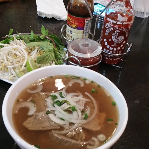 Photos at pho now vietnamese cuisine vietnamese - Vietnamese cuisine pho ...