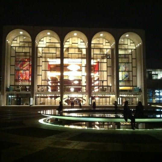 11/11/2012にTom C.がLincoln Center for the Performing Artsで撮った写真