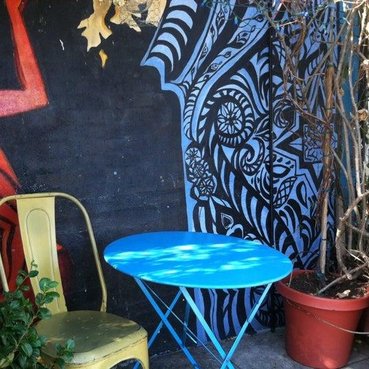 Photo taken at Casbah Café by Jessie K. on 11/10/2012