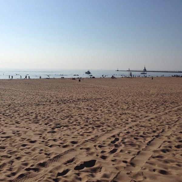 Photo taken at Silver Beach by St.Joe on 7/16/2013