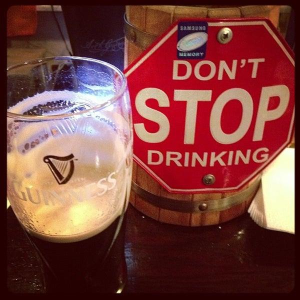 Снимок сделан в Molly Malone's Pub пользователем Andrey N. 9/28/2012