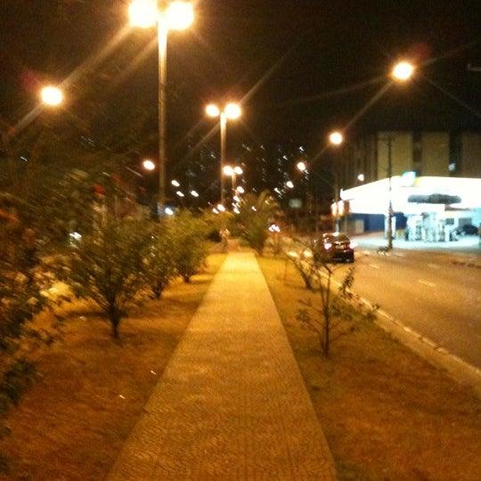 Photo taken at Avenida Presidente Kennedy by Rackel L. on 10/11/2012