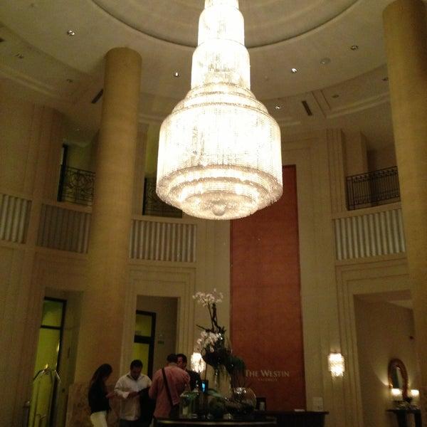 Este es el Lobby