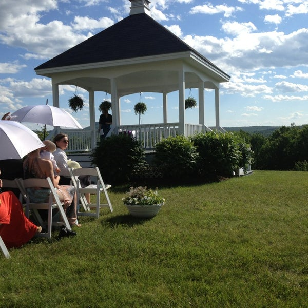 Photo taken at The Lucerne Inn by Kitty W. on 6/15/2013