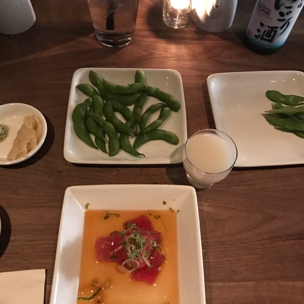 Photo taken at Sugarfish by Benny W. on 12/17/2016