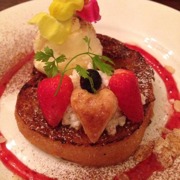 5/22/2014にReona O.がForu Cafeで撮った写真