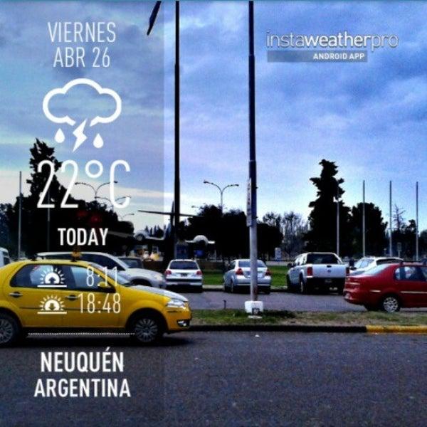 Foto tomada en Aeropuerto Internacional del Neuquén - Presidente Juan D. Perón (NQN) por Narciso S. el 4/26/2013