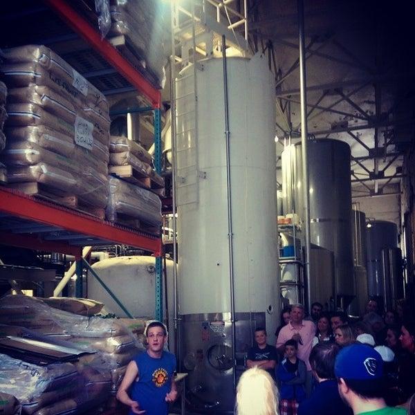 Photo prise au Lakefront Brewery par Jared W. le6/20/2014
