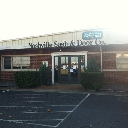 Amazing Photo Taken At Nashville Sash U0026amp; Door By Will M. On 11/2