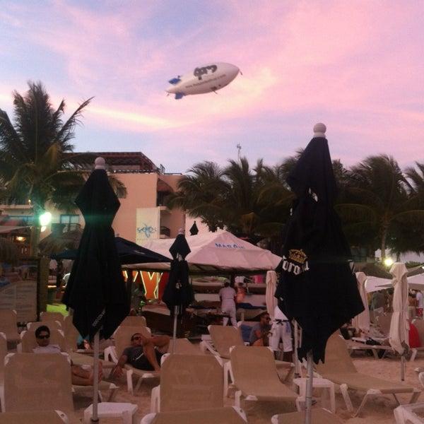 Foto tomada en Kool Beach Club por Pulga A. el 1/13/2013
