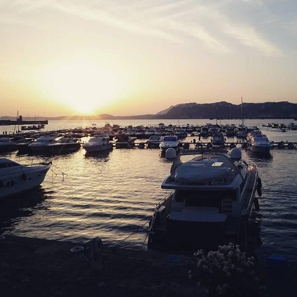 Photo taken at Isola di Nisida - Nisida Island by Francesco on 7/9/2016