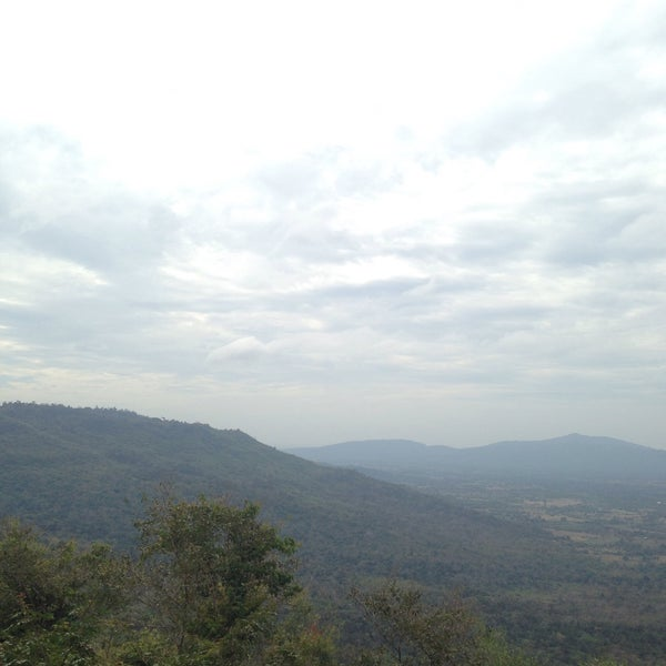 Photo taken at ผาเก็บตะวัน by fuulgoood on 1/4/2017