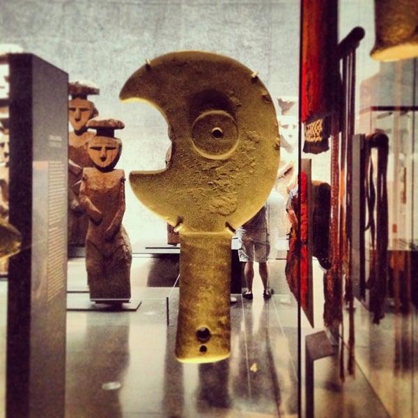 Foto tirada no(a) Museo Chileno de Arte Precolombino por Juan Pablo G. em 2/15/2014