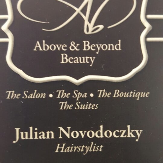 Above beyond beauty old town temecula 5 tips for Above and beyond salon temecula ca