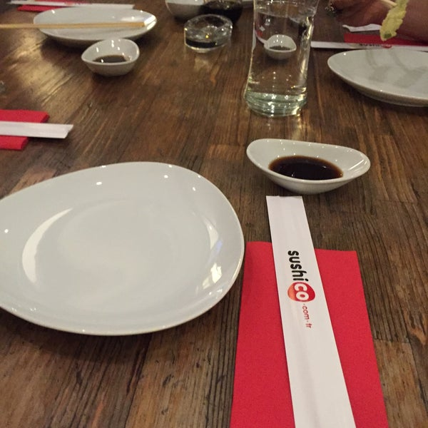 Photo taken at SushiCo by Göktan A. on 6/21/2015