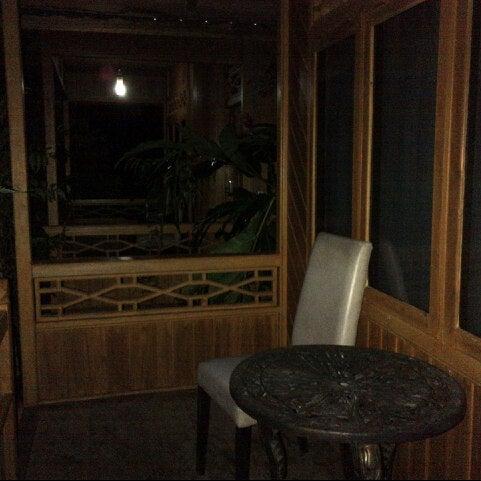 Photo taken at Tasik Ria Resort by X'thien on 1/12/2013