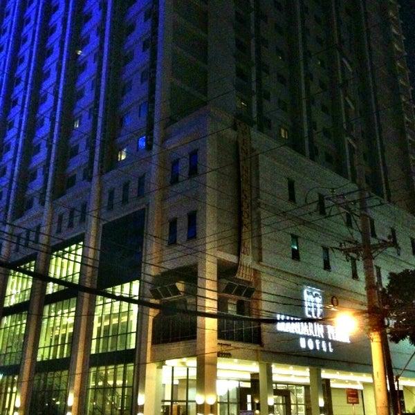 Mandarin plaza hotel cebu city cebu - Mandarin hotel cebu swimming pool ...