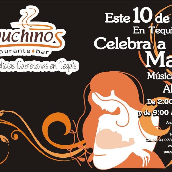 3, 4 y 5 de Mayo, Segundo Festival Cultural y Gastronómico de las Cactáceas te esperamos en K'puchinos 5% de descuento pago en efectivo.