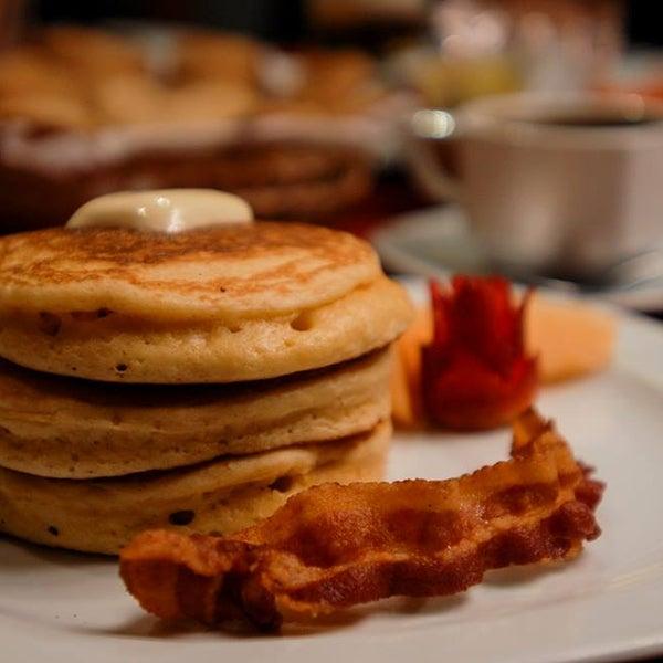 Desayuno a la carta en K'puchinos! Te esperamos. Delicioso!