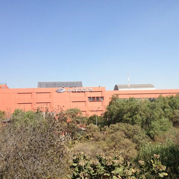 Photo prise au Universum, Museo de las Ciencias par Mariolis le2/4/2013