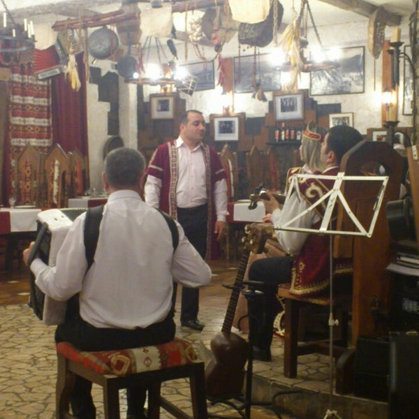 Снимок сделан в Old Erivan Restaurant Complex пользователем Kostiantyn I. 4/11/2013