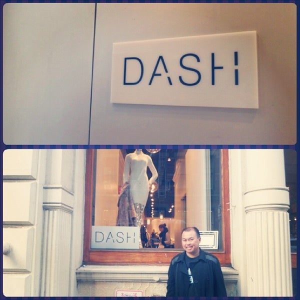Photo taken at Dash NYC by Sean Chunky N. on 11/8/2013