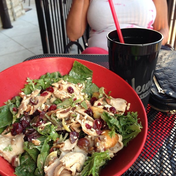Photo taken at Newk's Express Café by Doris k. on 7/24/2014
