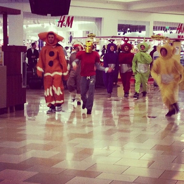 Photo taken at Ocean County Mall by Nick F. on 11/23/2012