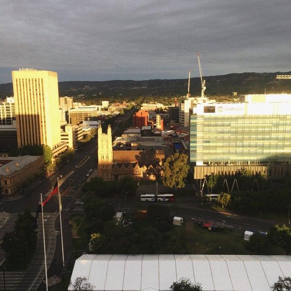 12/29/2017에 Evgenia님이 Hilton Adelaide에서 찍은 사진