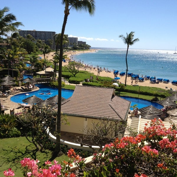 Photo taken at Sheraton Maui Resort & Spa by Walt O. on 2/19/2013