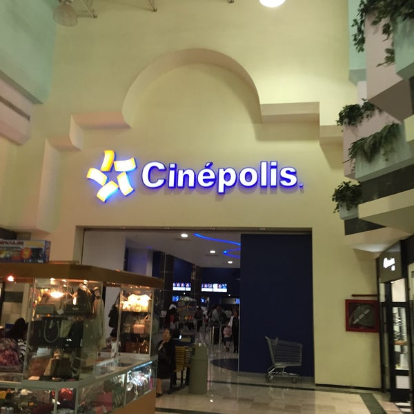 Photo taken at Cinépolis by Hugo A. on 12/20/2015